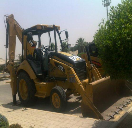 مشاريع بناء الطرق